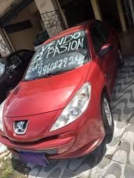 Vendo peugeot passion 207 xr com gás 3^ geração
