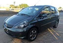 Honda Fit 2008 1.4 sinistro recuperado Parcela - 2008