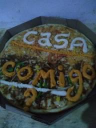 Pizza familia