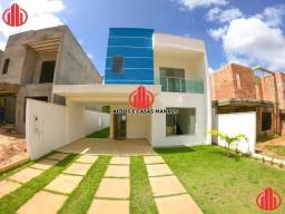 Residencial Bella Sonata casas de 161M² 03 Suítes Financiamento Direto com a Construtora