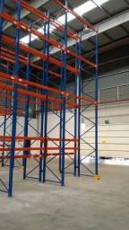 Módulos de Estruturas Porta Pallets