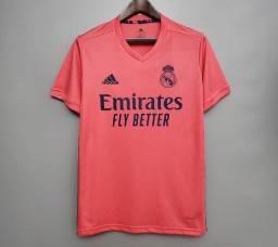 Camisa de futebol 2 Real Madrid
