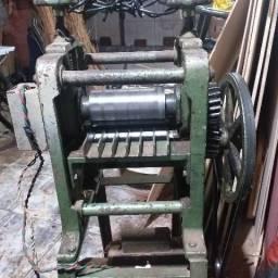 Máquina de passar Vime para fabricação de artesanato