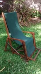 Vendo Confortáveis Cadeiras Reclináveis Varanda-Peças únicas