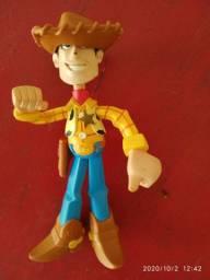 Boneco Wood Toy Story 20cm