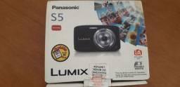 Câmera panasonic - s5 lumix