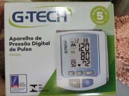 Aparelho de pressão digital de pulso - GTECH