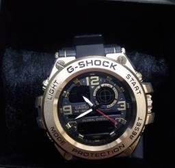 Relógio Casio g shock  Steel Apronta entrega