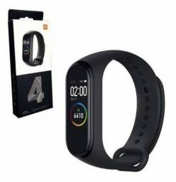 Relógio Pulseira Inteligente Smart M4 Monitor Cardíaco Novo