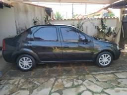Renault Logan 1.6 Flex Lindo Com GNV ? 2009