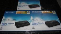 Modem Roteador Tp-link Adsl2+ Td-8816-Novo Lacrado