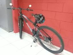 Bicicleta aro 29, sem marcas de uso!