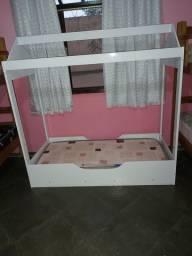 Cama Montessoria com colchão