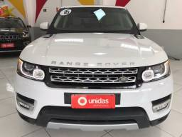 Range Rover Sport Hse Supercharged 3.0 4p 2016 Blindada 4X4