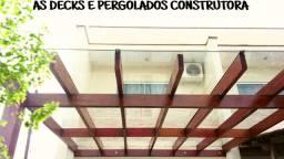 As Decks e Pergolados construtora