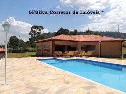 Chácara 2.900 m2 Condominio Fechado Casa ampla 4 dorm. Ref. 476 Silva Corretor