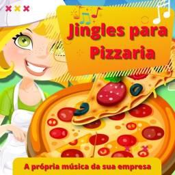 Jingles para pizzaria