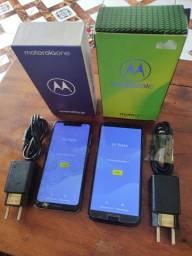 Motorola G6 PLUS e Motorola ONE - PREÇO NA DESCRIÇÃO