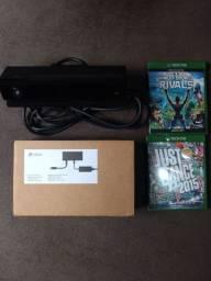 Kinect Xbox One S/X/Windows10 Com Adaptador + Jogo
