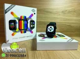 Smart Watch FT80 - Liga e atende pelo relógio