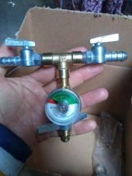 Registro de alta pressão GLP