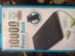 Bateria emergêncial para cellular_(10000 poder vai)