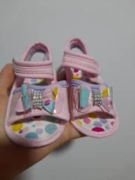 Sandália bebe