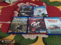 Jogos de PS4