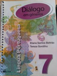 Livro língua portuguesa 7
