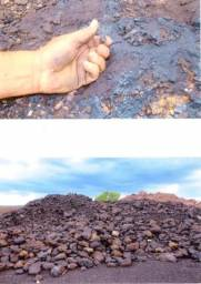 Minério de Manganês Britado