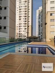Apartamento com 2 quartos sendo uma suíte à venda, 58 m² por R$ 340.000 - Jardim Atlântico