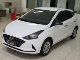 Hyundai HB20 2021, um 0km emplacado! Oportunidade única!
