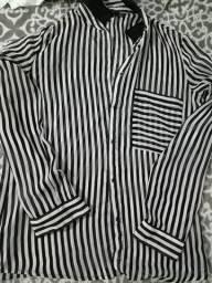 Blusa social Zara
