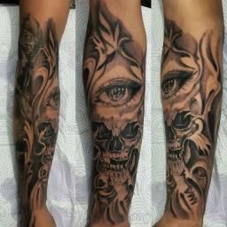 Tatuagem Goiânia tattoo só as top