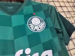 Camisa 1 do Palmeiras 2021