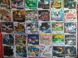 Cds de jogos  para Wii desbloqueado