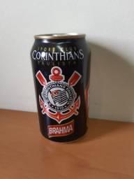 Lata de Brahma do Corinthians - coleção