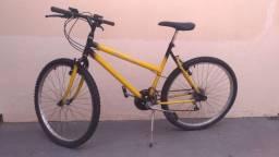 Bicicleta de 18 marchas