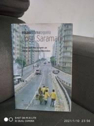 Livro Ensaio Sobre a Cegueira - José Saramago