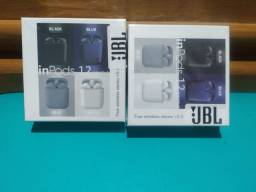 Fone De Ouvido Jbl I12 Bluetooth 5 0 / Wireless / Sport Com Microfone