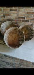 Cesto ou Balaio ninho de galinhas