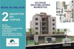 Apartamento à venda com 2 dormitórios em Itapoã, Belo horizonte cod:274008