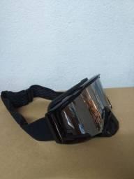 Óculos de trilha novo