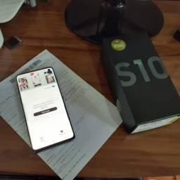 Samsung Galaxy S10 Preto