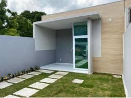 Título do anúncio: WS casa a venda nova com 3 quartos com fino acabamento por tras da caixa do eusebio