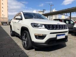 2018 - Jeep Compass Longitude 2.0 Flex