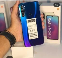 XIaomi- Note 8 128 Gb Azul Novo Lacrado Versão Global