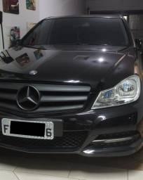 Vendo Mercedes-Benz C180 1.8 CGI Turbo 11/12