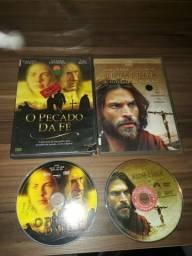 Judas e Jesus DVDs usados originais