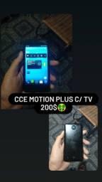 Celular barato CCE MOTION PLUS TV